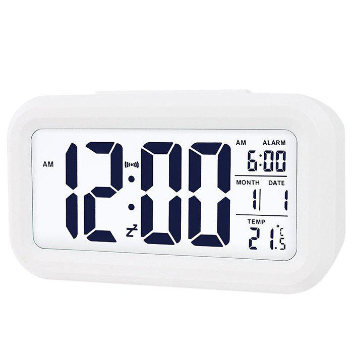Affordable Time Set Alarm Clock with Snooze Dimmer