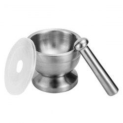Practical Stainless Steel Crusher for Cooking -