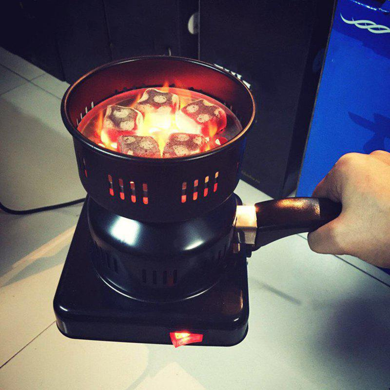 650W Electric Kitchen Charcoal Stove Coal Lighter Shisha Heating Plate Burner
