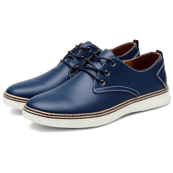 Trendy Fashion Outdoor Anti-slip Casual PU Shoes for Men