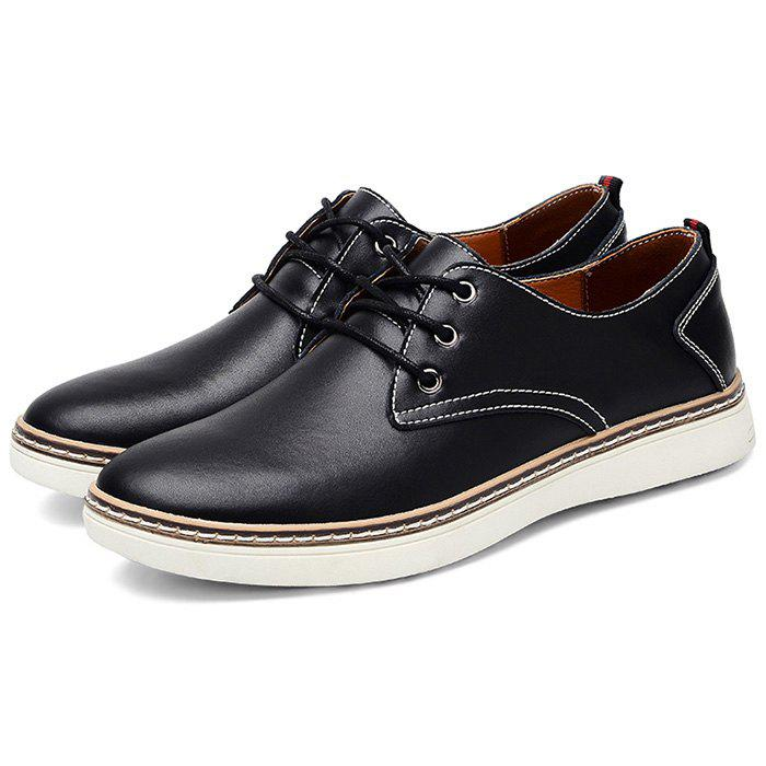 Latest Fashion Outdoor Anti-slip Casual PU Shoes for Men