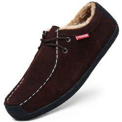 3105 Winter Male Warm Casual Shoes -