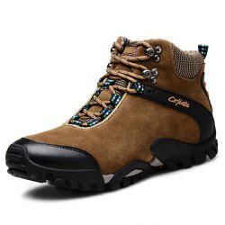Men Lace Up Casual Sports Sneaker Boots -