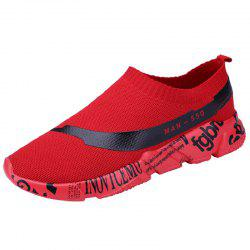 Fashion Slip-on Breathable Comfort Casual Sneakers for Men -