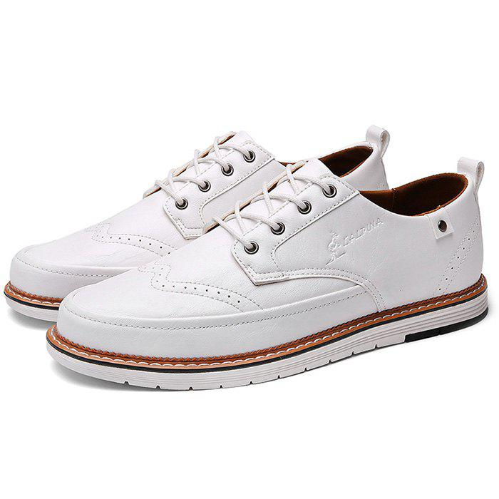 Affordable Men PU Leather Business Casual Oxford Shoes