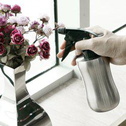 Indoor Stainless Steel Flower Watering Spray Bottle -