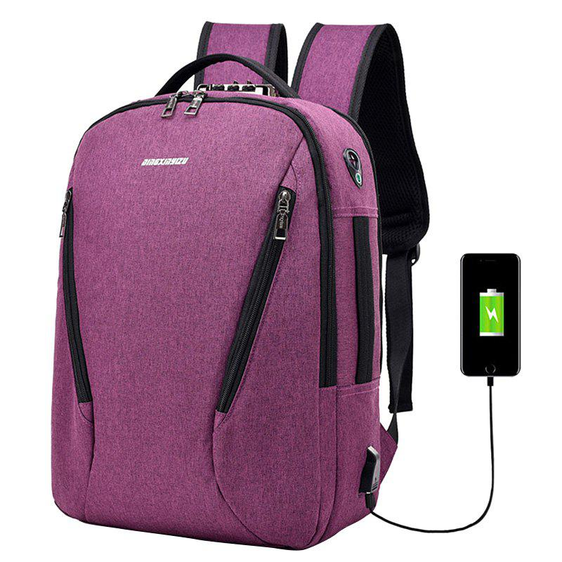 Sale Fashion Elegant Outdoor Big Capacity USB Charging Backpack