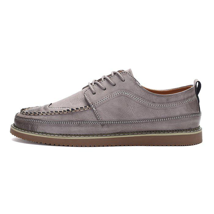 Shop Casual PU Leather Shoes for Men