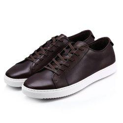 Trendy Classic Comfortable Casual Leather Shoes for Men -