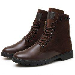 New Model Knight High Boots for Man -