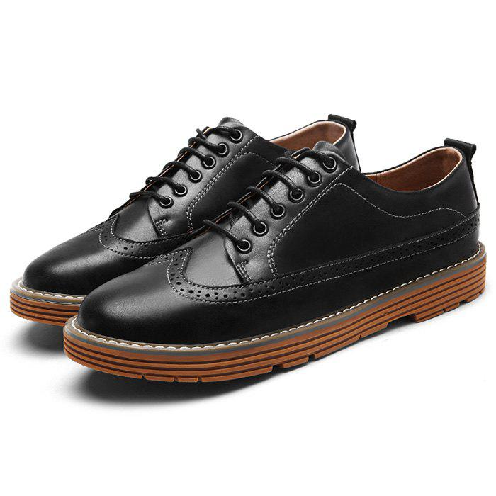 Fancy Fashion Business Casual Leather Shoes for Man