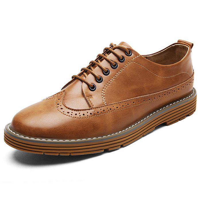 Buy Fashion Business Casual Leather Shoes for Man