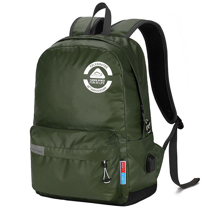 Outfit Outdoor Locallion 18536 Waterproof Backpack