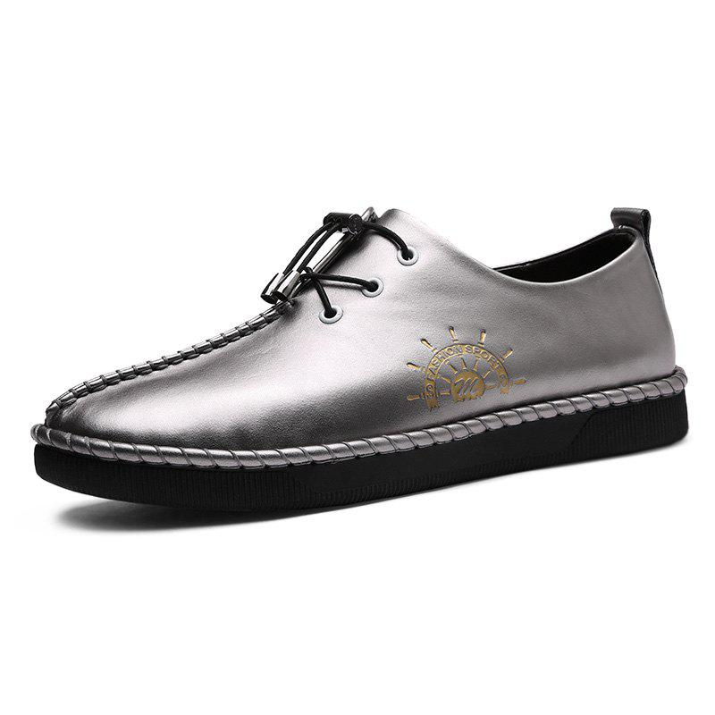 Hot Genuine Leather Casual Wearable Anti-slip Shoes for Men