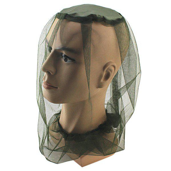 Sale Mosquito Bee Insect Mesh Head Face Protect Hat Net