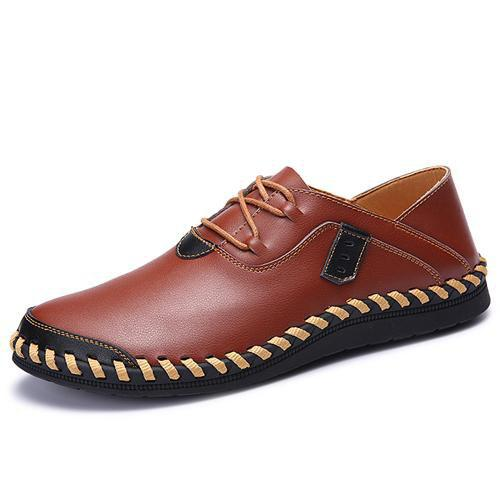 Affordable Comfortable Genuine Leather Shoes