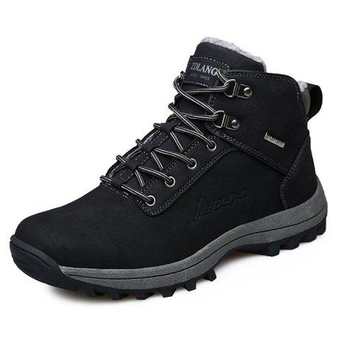 Trendy Comfortable Warm Classic High-top Snow Boots for Men