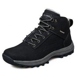 Trendy Comfortable Warm Classic High-top Snow Boots for Men -