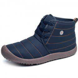 Waterproof Thickening Snow Boots for Men -