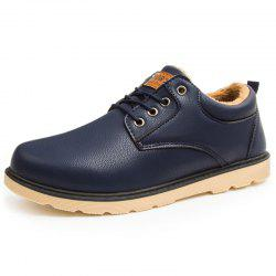 Fashion Qulited Outdoor Boots for Man -