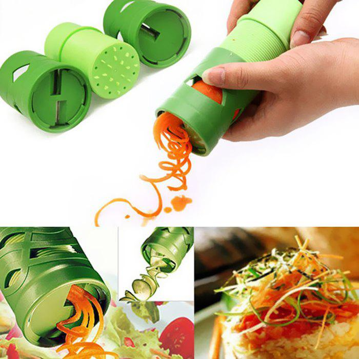 Multifunctional Green Vegetables and Fruits Grater Yarn Cutter for Kitchen Supplies