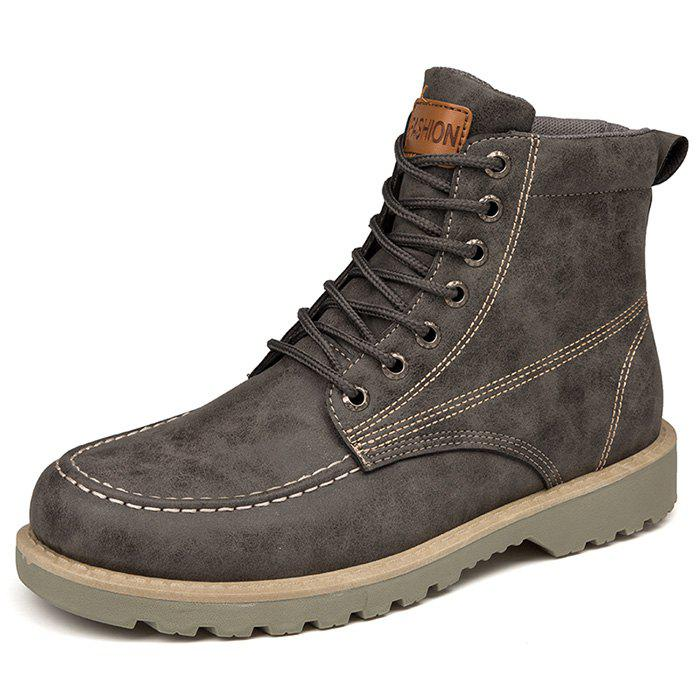 Affordable Fashion High-top Outdoor Casual Boots for Man
