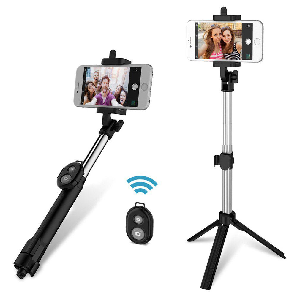 Shops gocomma 3 in 1 Handheld Extendable Bluetooth Selfie Stick Tripod  Monopod Remote for iOS iPhone Android Smart Phone