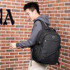Fashion USB Port Design Man Backpack -