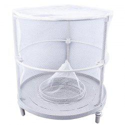 Portable Disassembled Housefly Trap Fly Killer Cage -