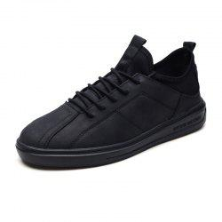 Stylish Soft Anti-slip Lace-up Casual Shoes for Men -