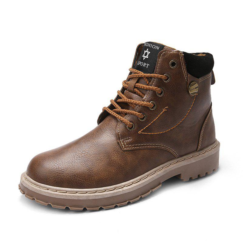 Fashion Outdoor High-top Martin Boots for Man