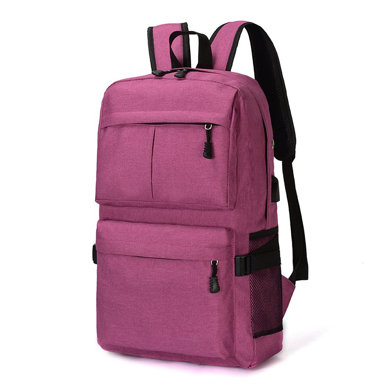 Outfit HUWAIJIANFENG Business Laptop Backpack with USB Charging Port