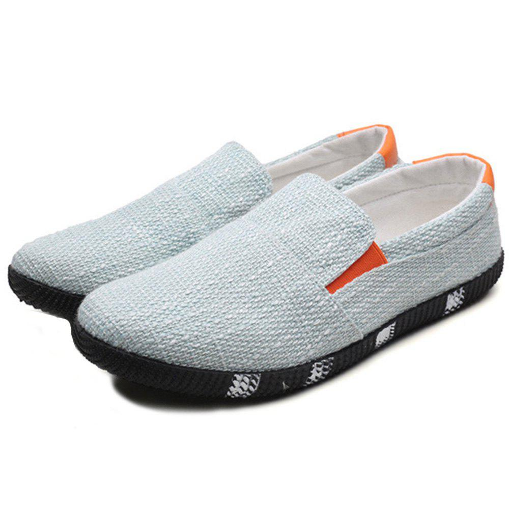 Shops Fashion Casual Lightweight Cloth Shoes for Man