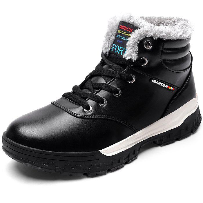 Outfits Outdoor Comfortable Warm Waterproof Snow Boots for Men