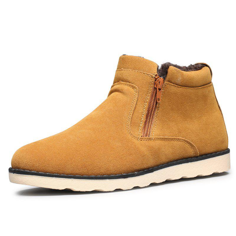 Trendy High Top Outdoors Warm Boots