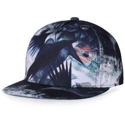 Fashion Design Polyester Baseball Cap -
