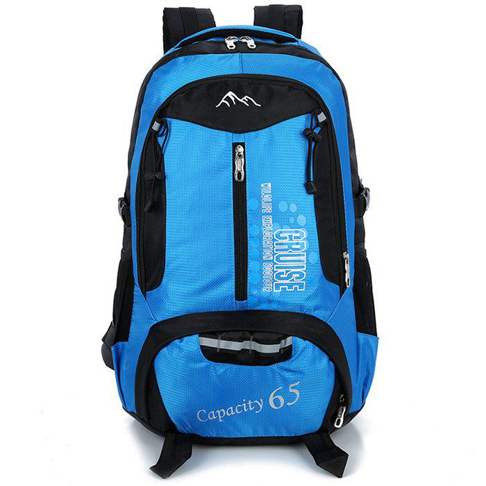 Shops HUWAIJIANFENG Nylon Large Capacity Backpack
