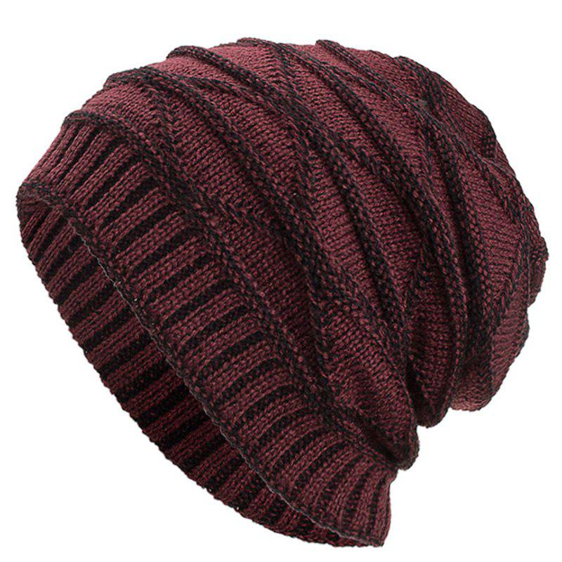 Warm-keeping Practical Man Knitted Hat