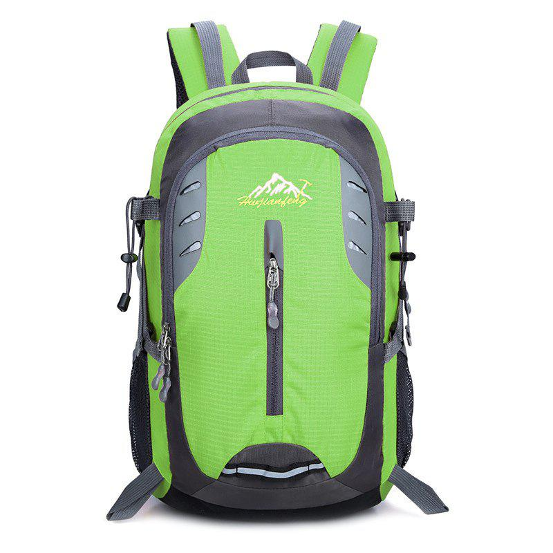 Outfits HUWAIJIANFENG Fashion Outdoor Large Capacity Water-resistant Backpack