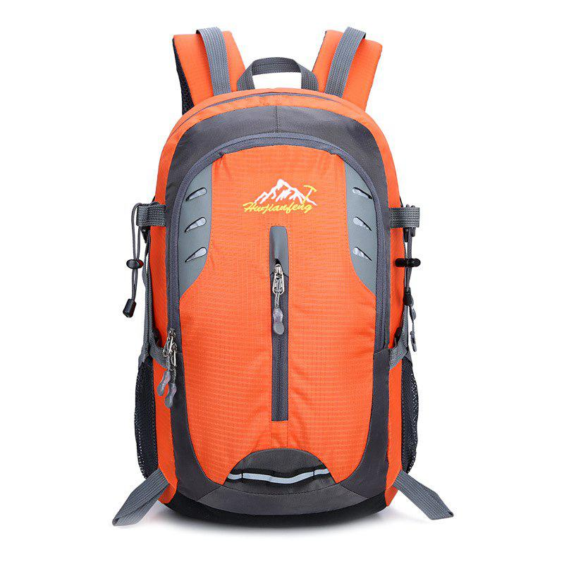 Latest HUWAIJIANFENG Fashion Outdoor Large Capacity Water-resistant Backpack