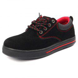 Male Wearable Lace Up Casual Sports Shoes Sneakers -