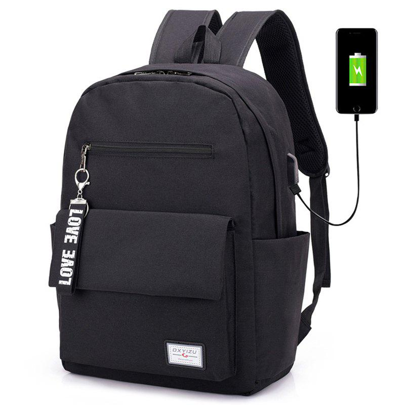 New Stylish Fashionable Canvas Backpack for Work School