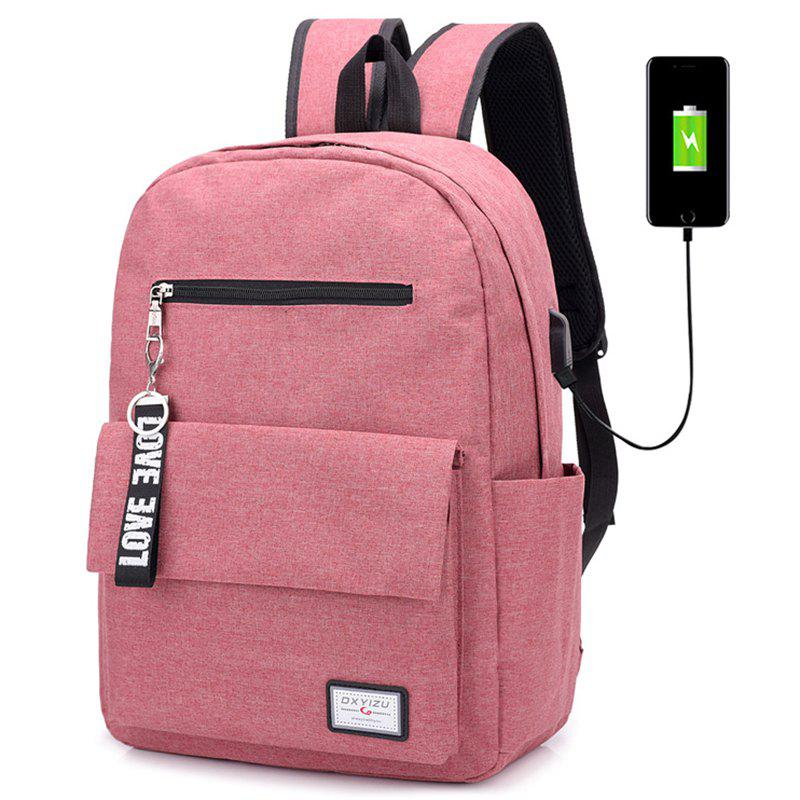 Hot Stylish Fashionable Canvas Backpack for Work School