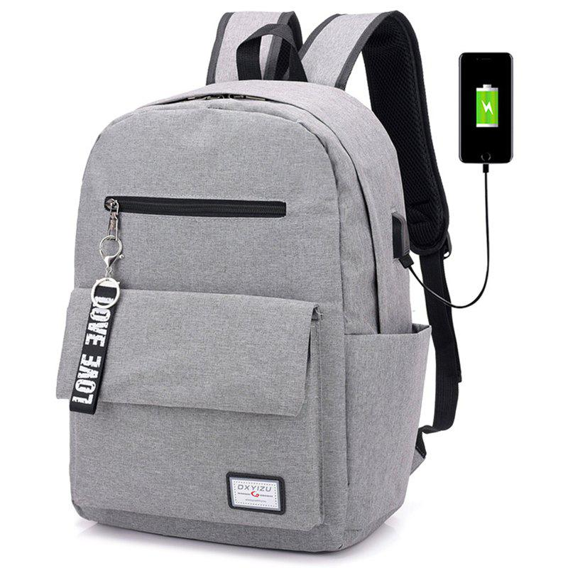 Store Stylish Fashionable Canvas Backpack for Work School