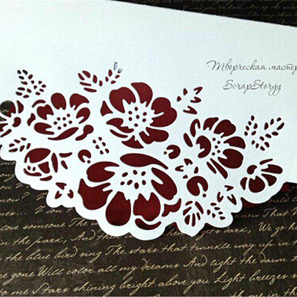 Online Flower Carbon Steel Cutting Dies for Card Decoration