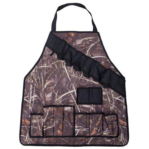 Fashion Multifunctional Apron for Outdoor Camping Grilling BBQ Accessory