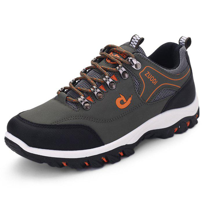 Cheap Outdoor Comfortable Anti-slip Leisure Hiking Shoes for Men