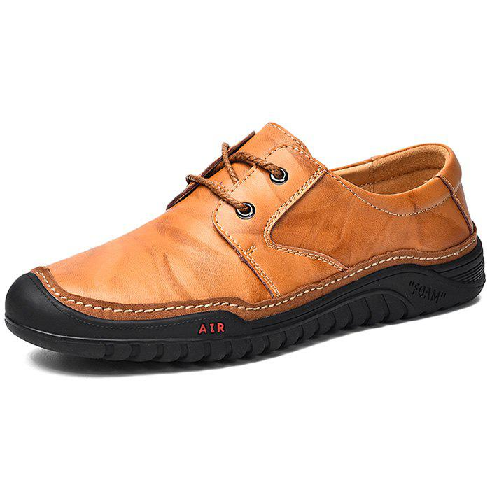 Buy Leisure Comfortable Business Casual Leather Shoes for Men