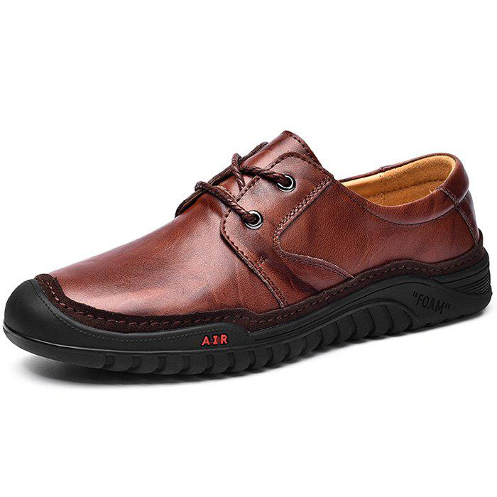 Sale Leisure Comfortable Business Casual Leather Shoes for Men