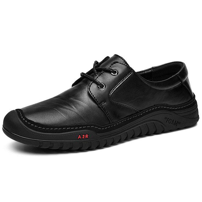 Shops Leisure Comfortable Business Casual Leather Shoes for Men